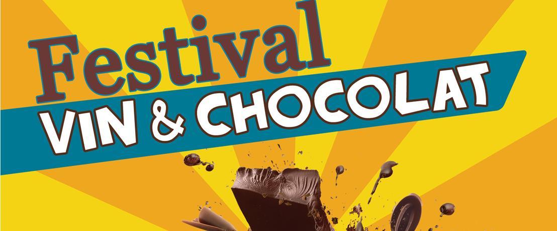 Le Festival Vin et Chocolat de Rasteau en novembre