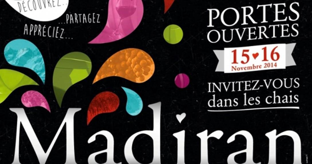 Madiran ouvre ses portes les 15 et 16 novembre