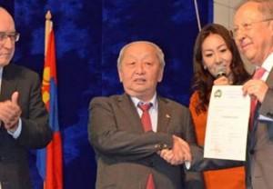 La Mongolie reconnait l'IGP Champagne et sa protection