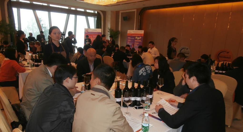 La Chine décerne les Trophées Coup de coeur à Wuhan aux vins de Bordeaux et d'Aquitaine