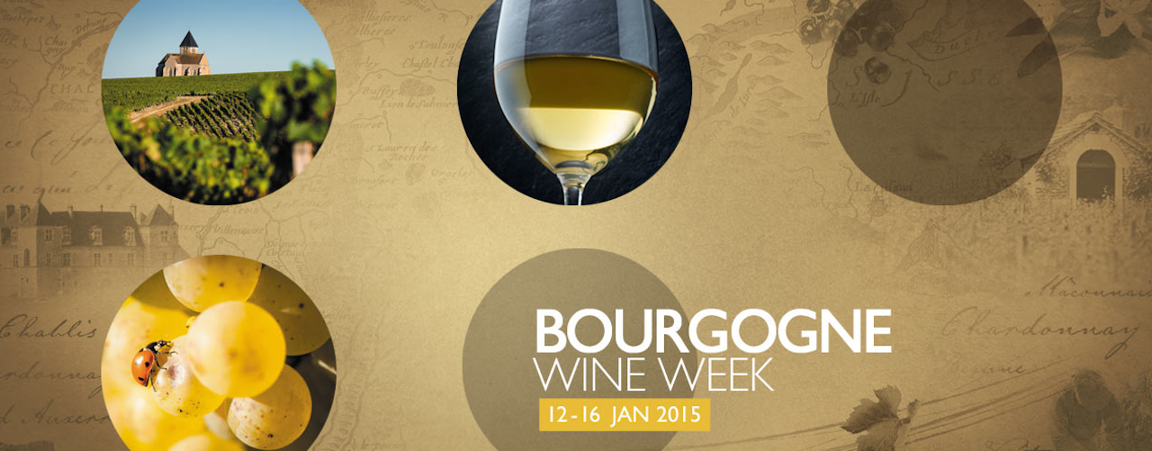 "La ""Bourgogne Week"" à Londres"