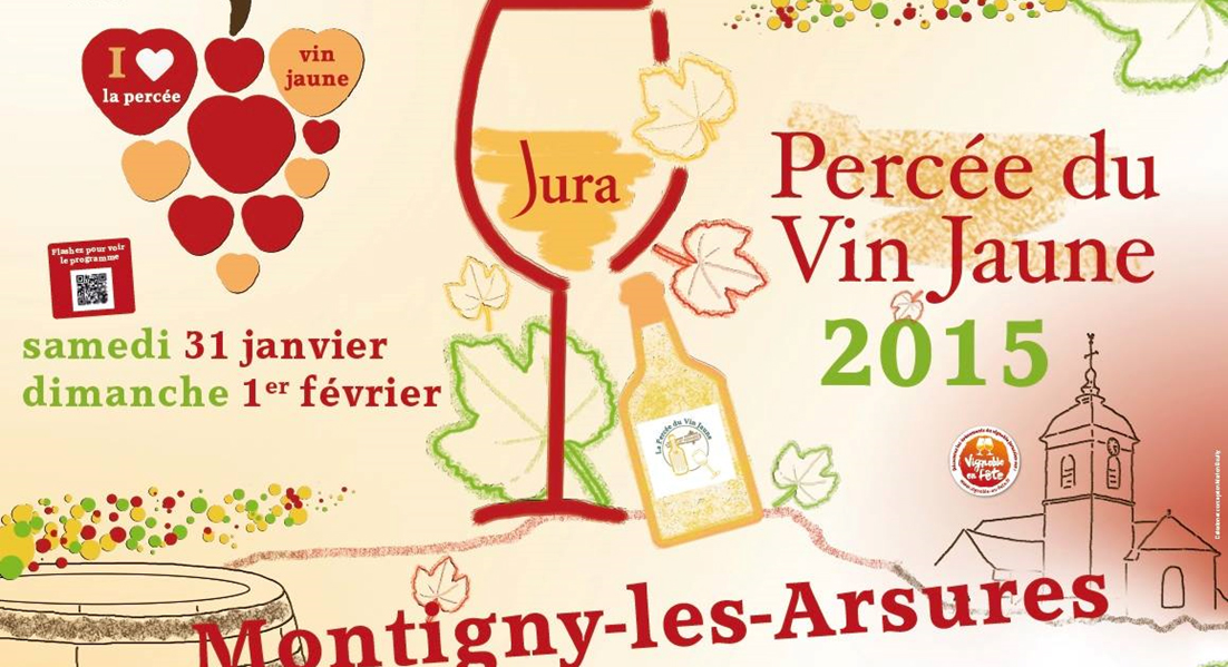 La Percée du vin Jaune à Montigny-les-Arsures