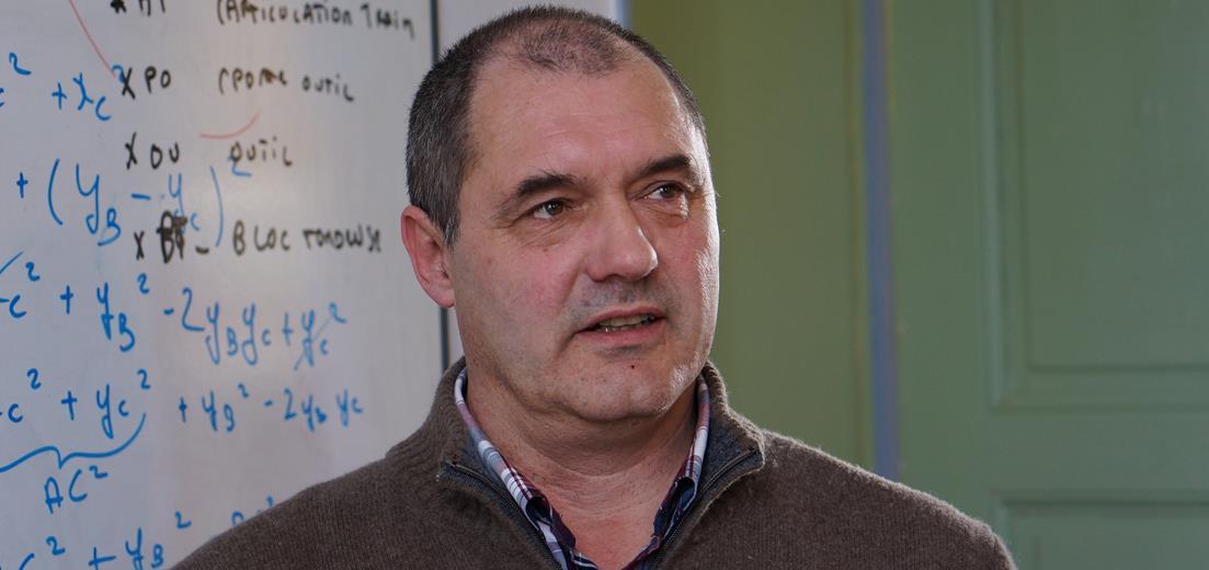 Xavier David Beaulieu du Château Coutet