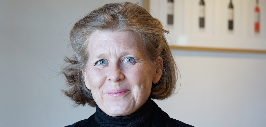 Véronique Sanders, resposable du Château Haut-Bailly