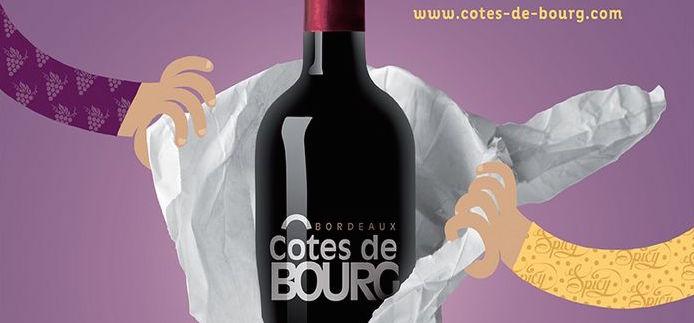 Les Côtes de Bourg se dévoilent pour vous