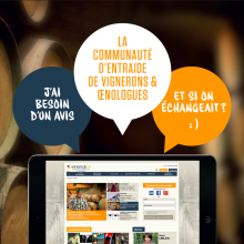 Winemak-in, le réseau professionnel des oenologues