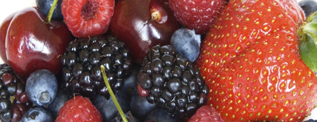 Rasteau en afterwork sur des fruits rouges et noirs