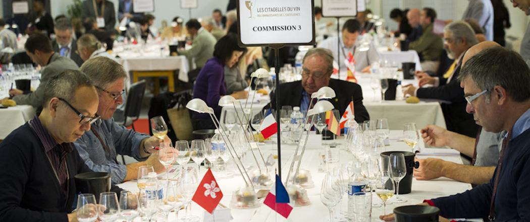 Citadelles du Vin, les jurys