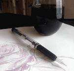 Pour écrire avec du vin, Winkpen