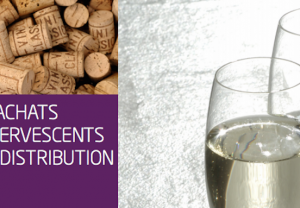 Vente de vins effervescents en Grande Distribution-France Agrimer