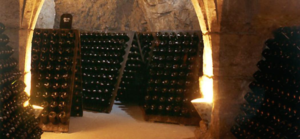 es caves de Champagne au patrimoine mondial de l'Unesco