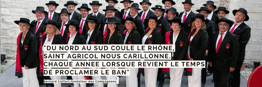 Compagnons Ban des Vendanges Côtes du Rhône