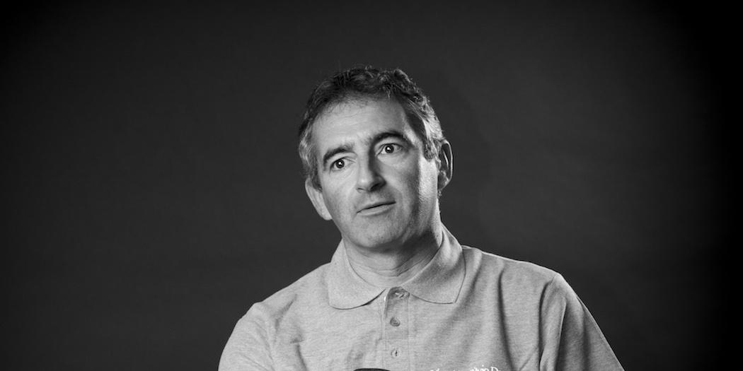 Alain Dourthe, directeur des vignobles Silvio Denz