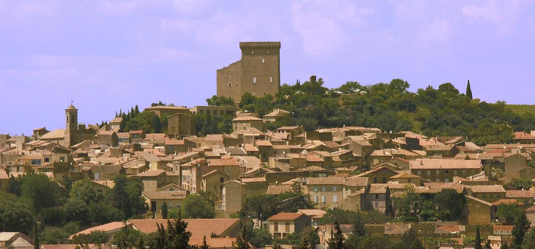 le championnat du monde de dégustation à Châteauneuf-du-Pape