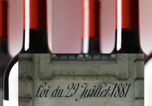 liberté de la presse du vin