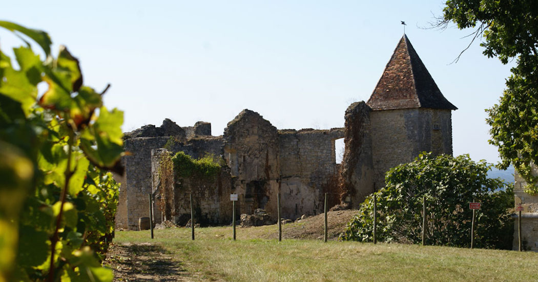 chateau du cros-loupiac