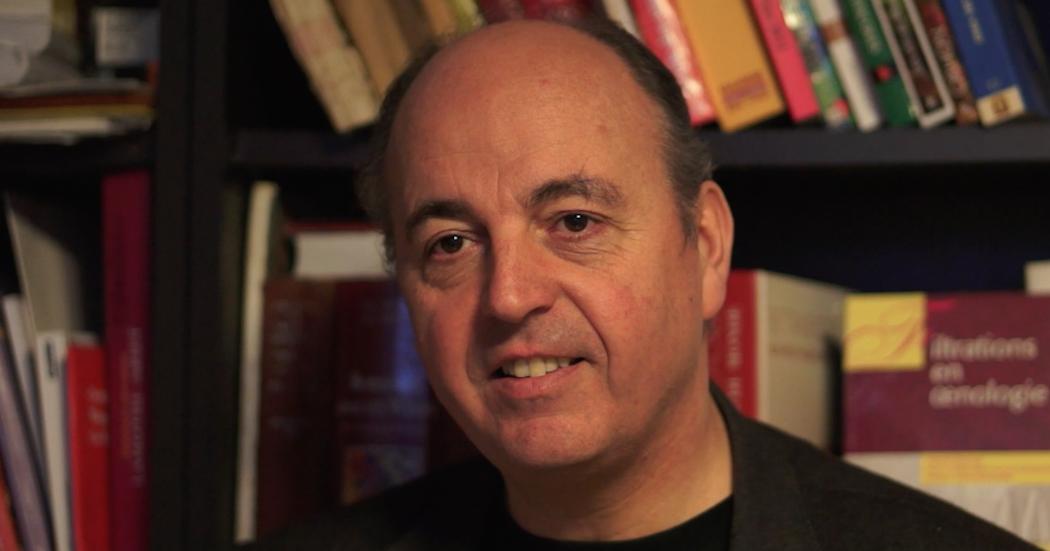 Hervé Romat, homme du vin expert et passionné