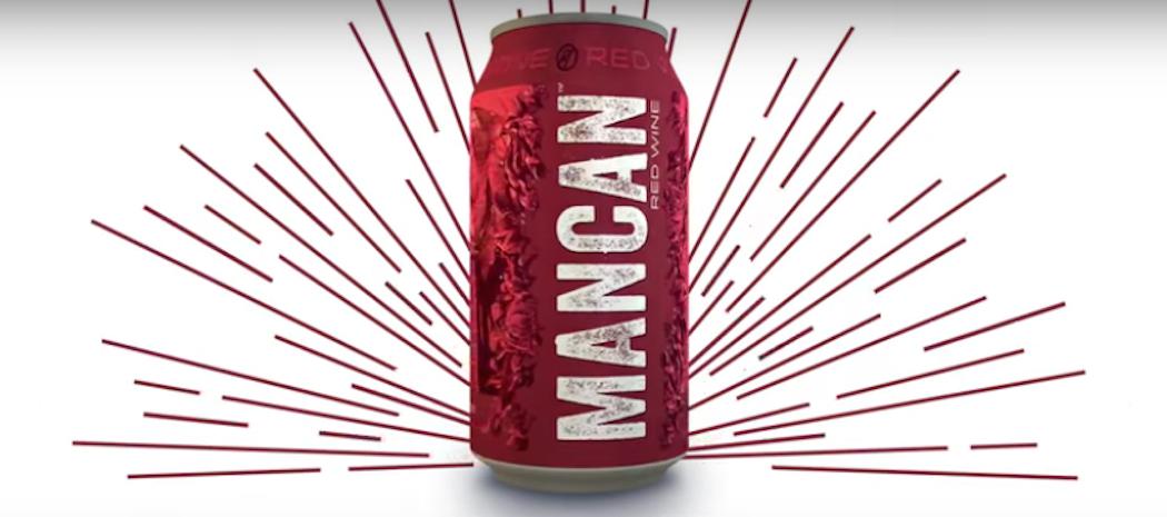 Mancan-red wine