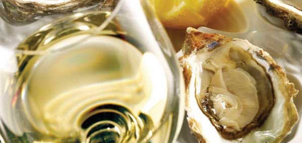 L'Huitre au palais recoit les vins blancs de l'entre-deux-mers