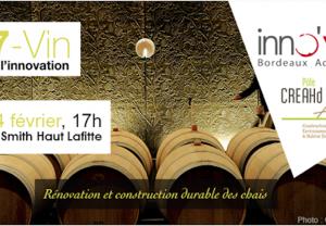 Les 17-vin de l'innovation au Château Smith Haut Lafitte
