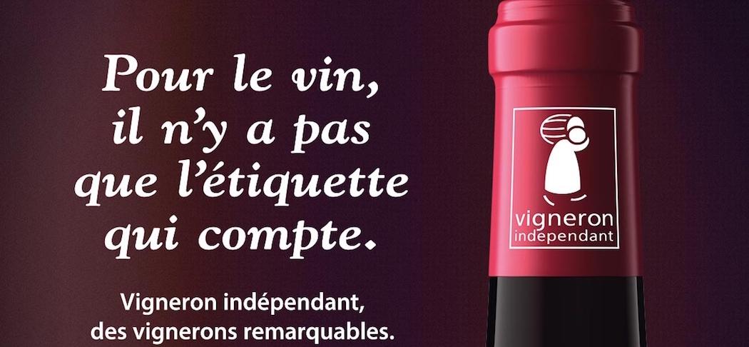 Les Vignerons Indépendants font campagne