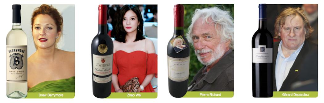 Challenge du Vin et vins d'artistes