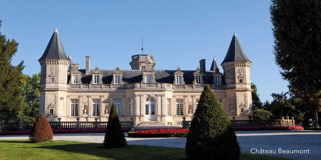 Le Château beaumont en AOC Médoc
