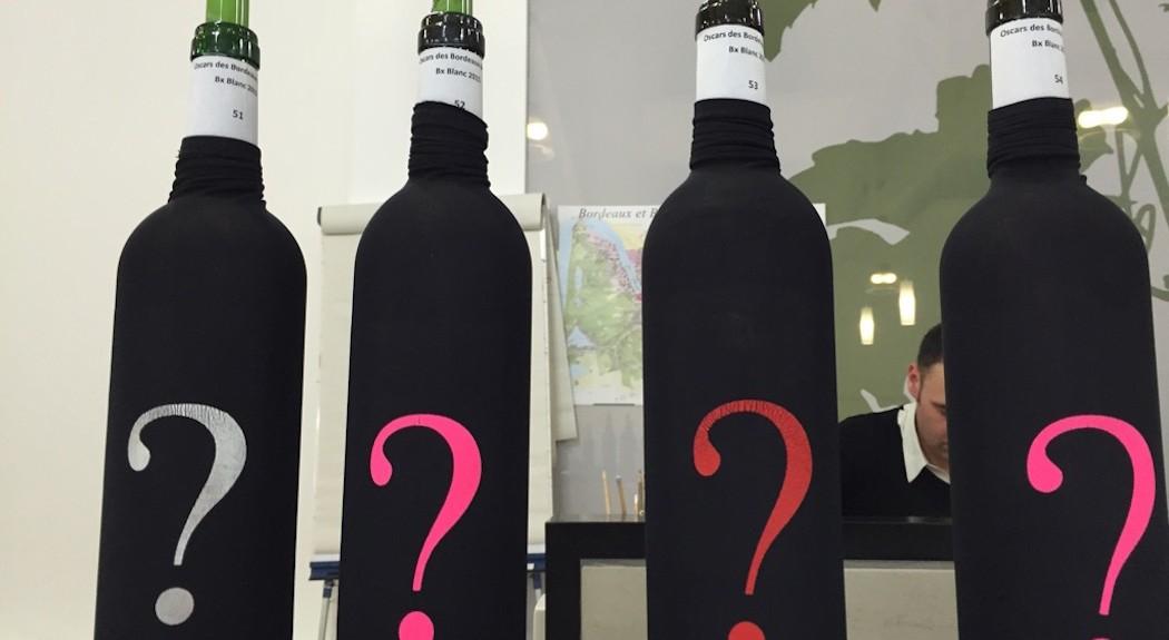 les Bordeaux de l'été-des échantillons dégustés par des dégustatrices