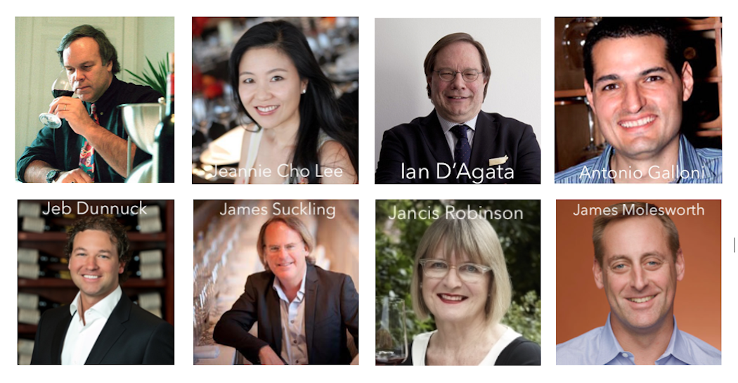 Les journalistes du vin étrangers nominés pour Les Plumes d'Or