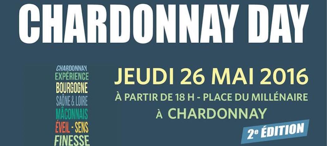 Le Chardonnay Day en Bourgogne le 26 Mai 2016