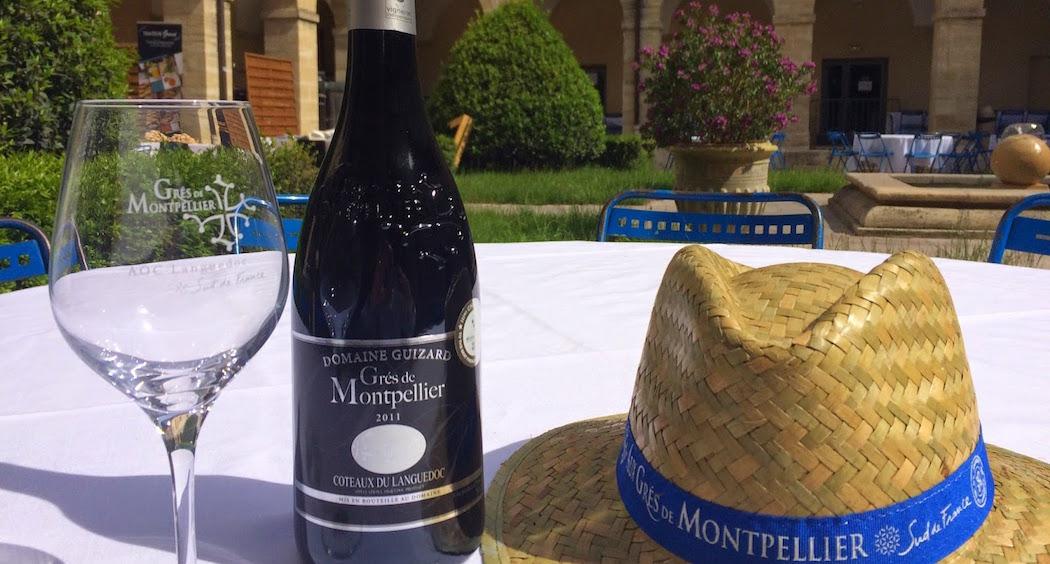 Balade gastronomique aux Grés de Montpellier