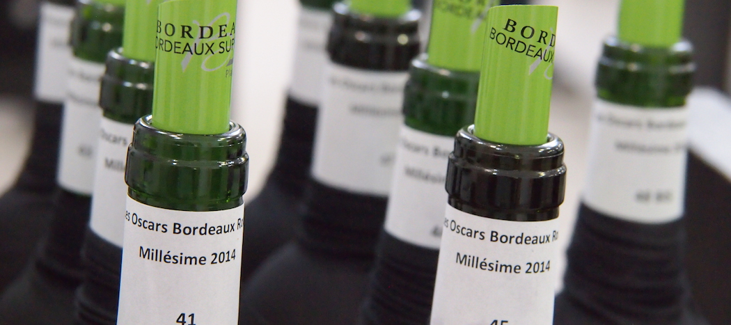 Oscars de Bordeaux rouge 2014