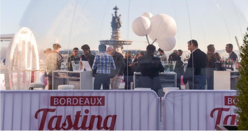 Bordeaux Tasting en décembre à Bordeaux