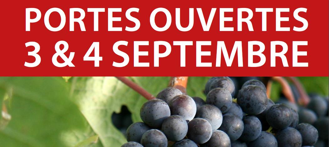 Portes ouvertes en Castillon Cotes de Bordeaux