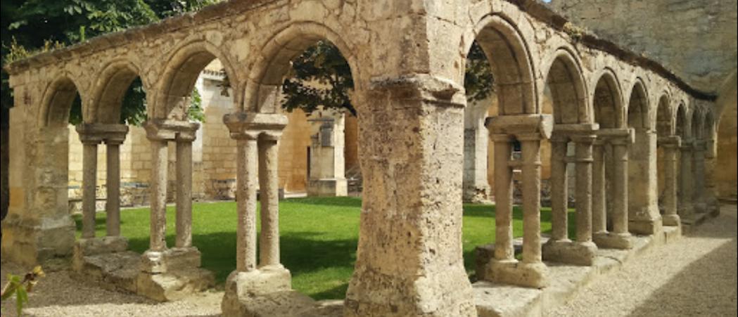 Cloitre des Cordeliers à St Emilion