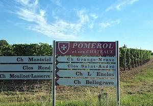 Portes ouvertes a Pomerol