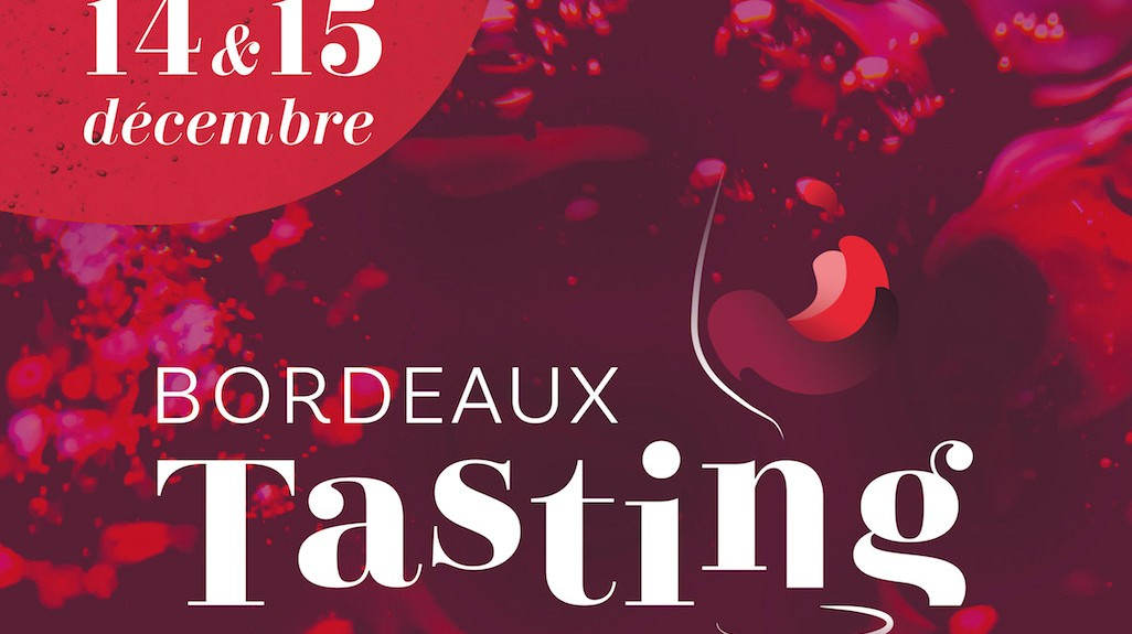 Bordeaux Tasting en décembre
