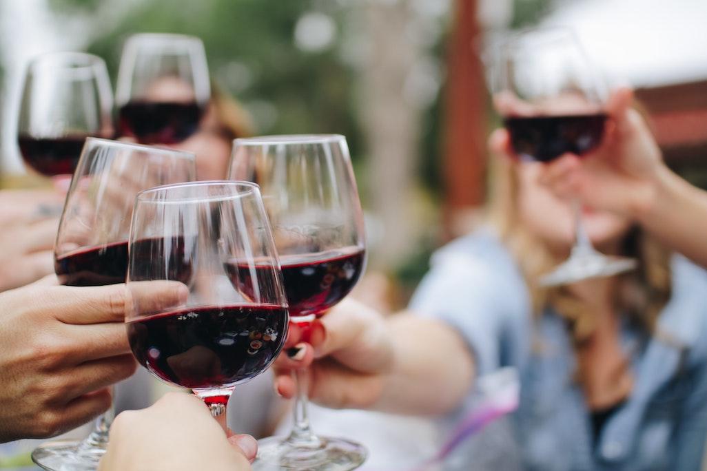Consommation de vin en baisse