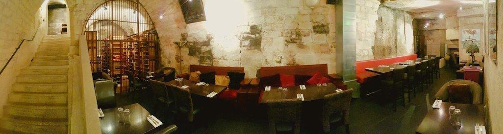 Le bar a vins Lard et Bouchon