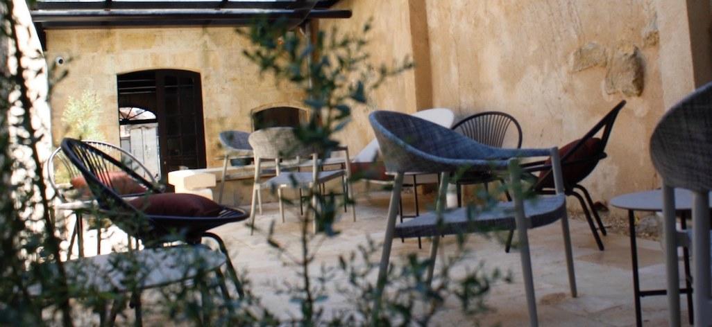 Le wine lounge Sous la Robe